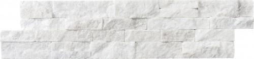 Sample White Quartz Split Face Mosaic Tile